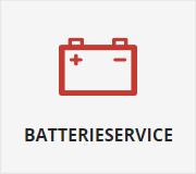 Batterieservice